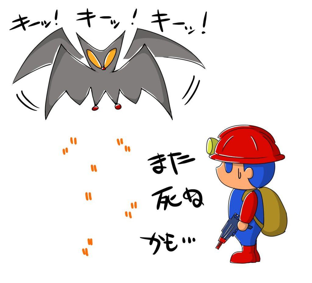 spelunker bat