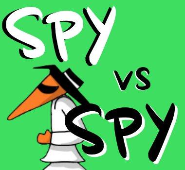 スパイvsスパイ